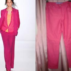 Pantaloni Escada Sport 100% originali - Pantaloni dama Escada, Marime: M/L, Lungi, Bumbac
