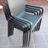Scaune interior / exterior policarbonat - Mobila pentru terasa