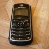 Telefon Motorola, Negru, Nu se aplica, Neblocat, Fara procesor, Nu se aplica - Motorola C118 - 69 lei