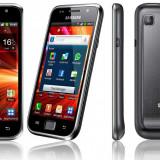 Samsung galaxy s plus, garantie 1 an, se vinde cu toate accesoriile, cadou husa - Telefon mobil Samsung Galaxy S Plus, Negru, 8GB, Neblocat