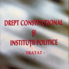DREPT CONSTITUTIONAL SI INSTITUTII POLITICE - Ion Deleanu
