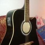 Chitara acustica - Chitara electro-acustica Guvnor GA100CE + husa