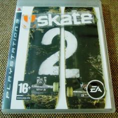 Joc Skate 2, PS3, original, alte sute de jocuri! - Jocuri PS3 Ea Games, Sporturi, 16+, Single player