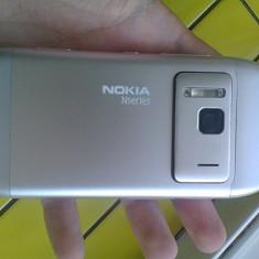 Telefon mobil Nokia N8, Alb, Neblocat - Nokia n8 16GB IMpecabil Schimb