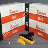 PACHET AVANTAJ MAGNUS 23 - 2000 tuburi tigari MAGNUS filtru normal+INJECTOR