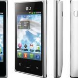 Telefon mobil LG Optimus L3, Negru - Vand telefon LG Optimus L3 E400
