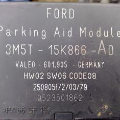 MODUL PARKTRONIC PARCARE FORD 3M5T-15K866-AD VALEO - Senzor de Parcare