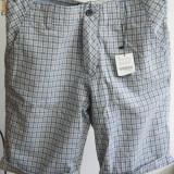 Pantaloni scurti / Bermude barbati (barbatesti) Primavara/ Vara BERSHKA NOU, Bumbac