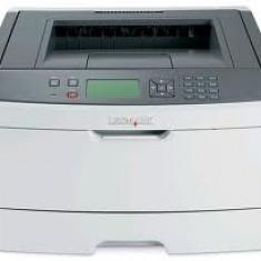 ***OKAZIE***Imprimanta Lexmark Optra E 360 Duplex, GARANTIE!!! - Imprimanta laser alb negru
