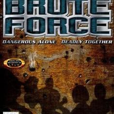 Jocuri Xbox Microsoft Game Studios, Actiune, 16+, Multiplayer - Brute Force - Joc ORIGINAL - Xbox