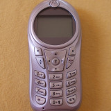 MOTOROLA C 115 . - Telefon Motorola, Argintiu, Nu se aplica, Neblocat, Fara procesor
