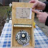 Masina de frezat - Freze termopan