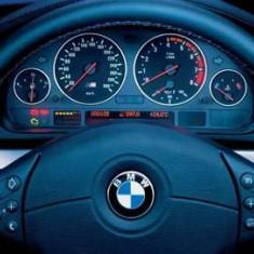 Inele ceasuri bord CROM (lucioase) BMW E38 E39 E53 / X5 - Ceas Auto