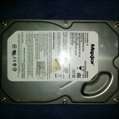 HDD 80GB, IDE(PATA) - Hard Disk, 40-99 GB, Rotatii: 7200, 8 MB