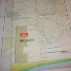 Harta Geologica - Bucuresti - Harta Romaniei