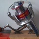 Mulineta Tokushima ZFA4000 tambur de 40 Rulmenti 8+1