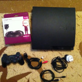 Play Station 3, PS3 , Cech 3003B 320 GB + 6 JOCURI GRATIS
