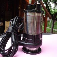 pompa sumersibila din inox cu debit mare