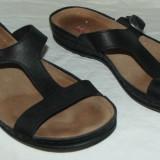 Papuci dame HIS - nr 36 - Papuci dama, Negru