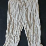 Pantaloni ¾ Myrine&Me cu dantela, Designed in Belgium; marime XL, vezi dim. - Pantaloni dama, Culoare: Din imagine