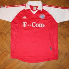 Tricou echipa fotbal - Tricou Adidas Bayern Munchen Makaay de colectie
