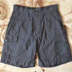 Bermude barbati - Pantaloni scurti H.I.S (Henry I. Siegel Jeans); marime 38: 74 cm talie; ca noi