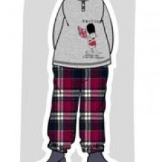 Pijama copii - art 1543 - British happy people, Marime: Alta, Culoare: Multicolor
