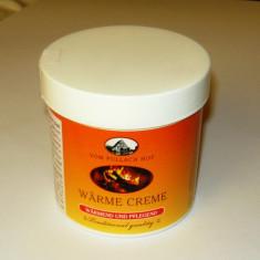 Remediu din plante - Crema cu efect de incalzire - 250 ml - relaxare - elimina dureri articulare si musculare - GERMANIA - 2+1 gratis toate produsele la pret fix - SAL