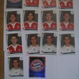 PANINI - Champions League 2009-2010 / Bayern Munchen (14 stikere) - Colectii