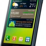 Telefon mobil Samsung Galaxy S, Negru, 8GB, Neblocat - Samsung Galaxy S 1, stare buna de functionare, bateria tine 1 zi si jumatate, se mai blocheaza rar, ceea ce se intampla la toate telefoanele cu Androi