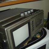 tv hitachi cu radio si caseta