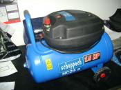Compresor fara ulei Scheppach HC24 o  APROAPE NOU foto