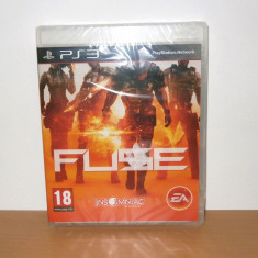 Vand joc Playstation PS3 - FUSE, nou, sigilat - Jocuri PS3 Ea Games, Actiune