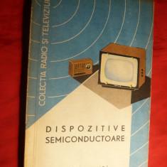 Colectia Radio si TV -Dispozitive Semiconductoare- Autor Colectiv 1964