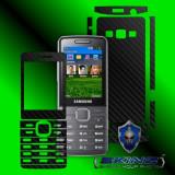 SAMSUNG PRIMO S5610 - Folie Carbon SKINZ kit full body,Protectie totala telefon profesionala,ecran,spate,carcasa,husa tip skin