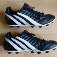 Crampoane fotbal Adidas Hard Ground-Terreno Duro; 38 2/3 ; impecabili, ca noi - Ghete fotbal Adidas, Culoare: Din imagine