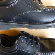Pantofi originali Tommy Hilfiger, piele naturala; marime 38 (24.2 cm talpic) - Pantofi barbati Tommy Hilfiger, Culoare: Din imagine