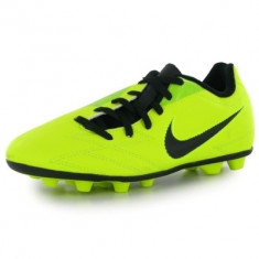 Ghete Fotbal Nike Total 90 Shoot Sg, Marime: 42.5, Verde, Barbati