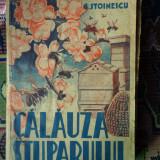Calauza stuparului(cu 157 figuri, an 1942/albinarit, apicultura, stuparit)-N.Nicolaescu, G.Stoinescu