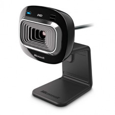 Camera web Microsoft LiveCam HD-3000, USB - Webcam Microsoft, CMOS, Microfon
