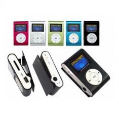 Mini MP3 player cu ecran