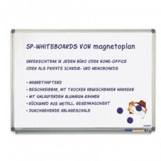 TABLA MAGNETICA MAGNETOPLAN 150x100 cm - Tabla de conferinta