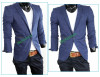 Sacou ARMANI EXCHANGE - bleumarin - Sacou Slim Fit - Casual Office - POZE REALE - cod produs: 2364