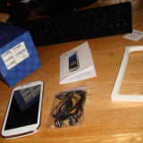 Swees 5.0 ( s 3 ), Alb, 3GB, Neblocat, Dual SIM, Dual core