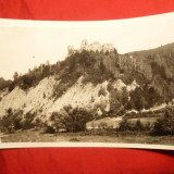 Ilustrata Cetatea Nemtului- interbelica