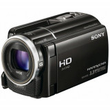 Camera Video Sony HDR - XR-160E, Hard Disk, 3-3.90 Mpx, CMOS, 3 - 4