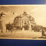 Ilustrata Timisoara -Vedere de pe Pod, anii '50 - Carti Postale Romania dupa 1918