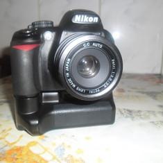 Nikon D3100 + grip + obiectiv - Aparat Foto Nikon D3100