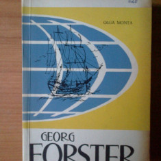 D5 GEORG FORSTER - OLGA MONTA - Roman
