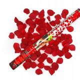 Tunuri confetti, petale trandafiri artificiale - Decoratiuni nunta